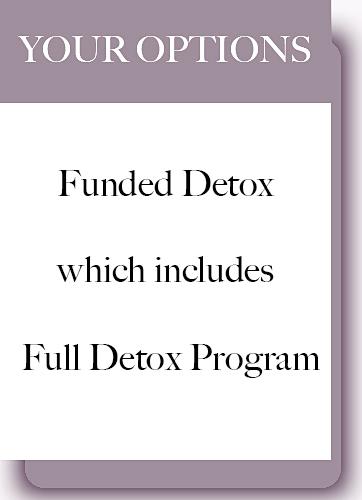 Twelve Step Funded Detox