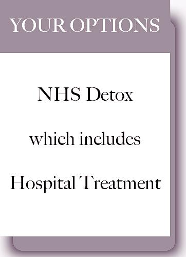Twelve Step NHS Detox