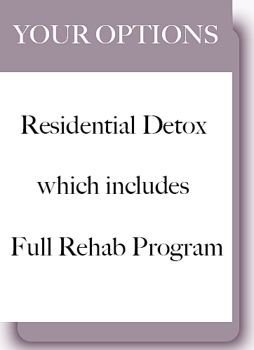 Twelve Step Residential Rehab